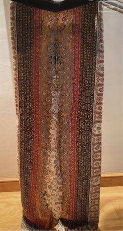 Conjunto calca e tunica estilo Etnico