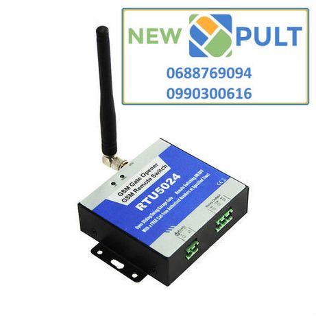 RTU 5024 GSM VER2 модуль для управления воротами, пульт для ворот
