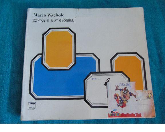 Czytanie nut głosem - Maria Wacholc