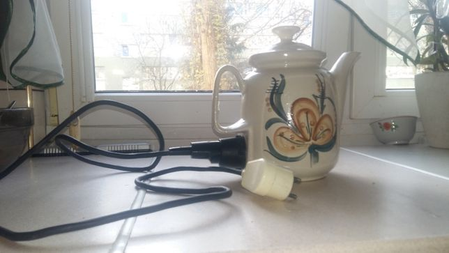 Czajnik elektryczny ceramiczny - PRL