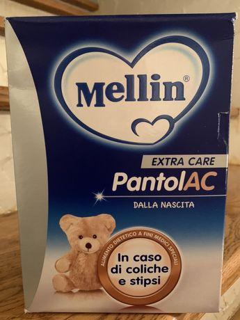 Продам детское питание(антиколик)Оригинал!2 коробки по 600граммMELLIN.