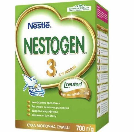 Nestogen 3, Нестожен 3