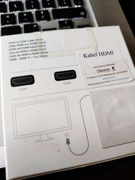 Apple HDMI 1.8 m czarny
