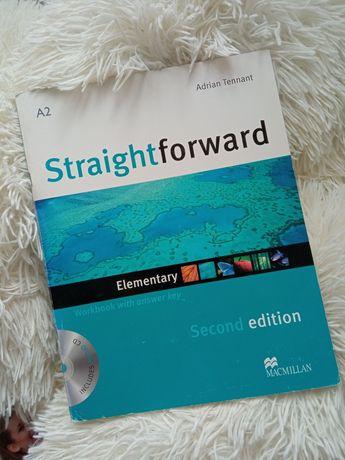 Ćwiczenia straightforward angielski A2 macmillan