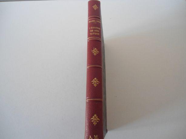 L'Évolution des Idées Tactiques en France et en Allemagne (1923)