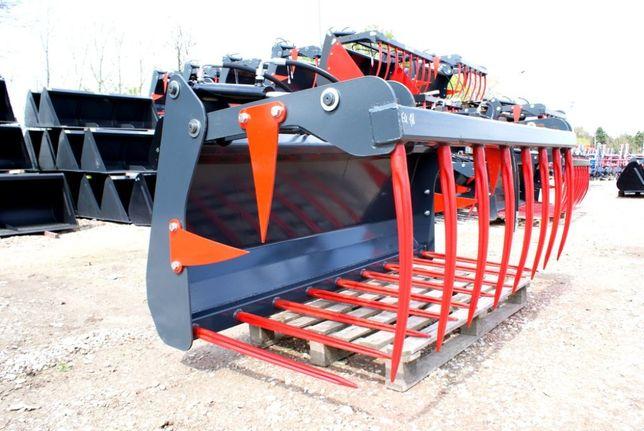 NOWY Krokodyl na traktor rolniczy ciągnik ładowacz czołowy TURa