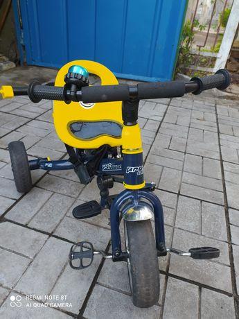 Велосипед без батьківської ручки