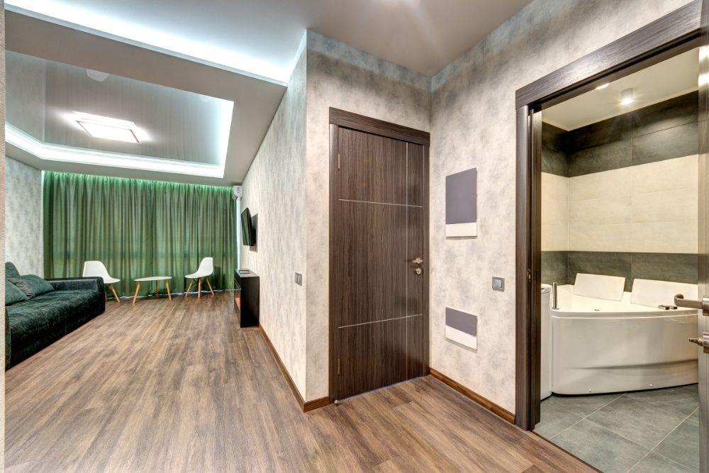 Посуточно в новом доме 2ком-я на ул. Златоустовской 34-1