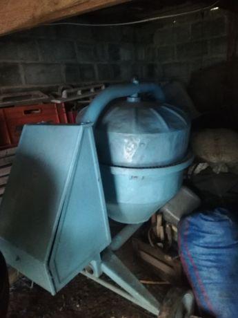 Betoniarka 120 litr