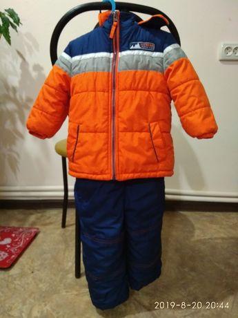 продам куртка+комбинезон