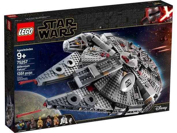 Lego 75257 Сокол Тысячелетия