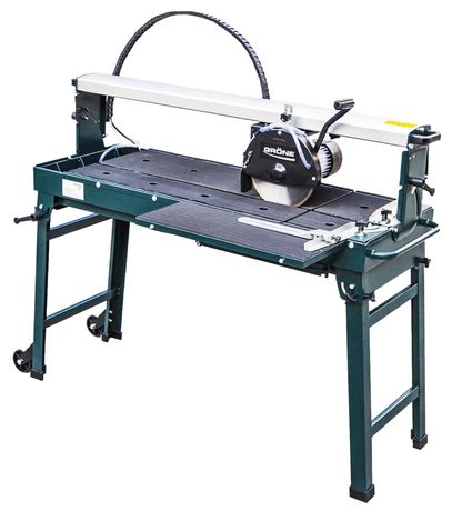 Nowa piła stołowa przecinarka  do płytek Grone GTTS 15-750  nieużywana