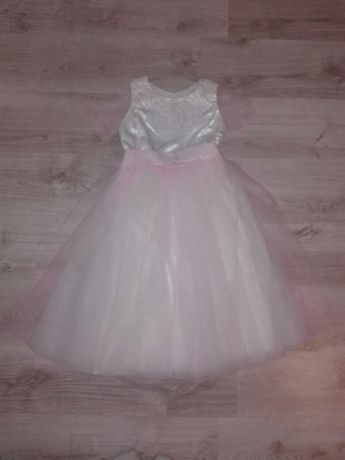 sukienka okazyjna dla dziewczynki