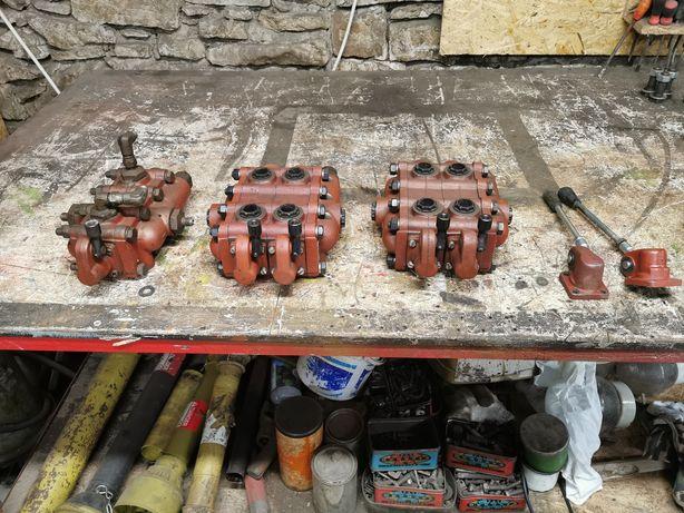 Rozdzielacz hydrauliczny hydrotor