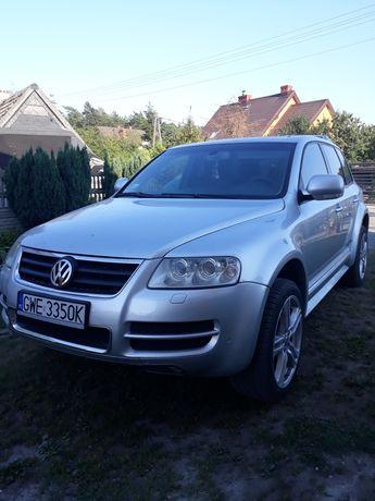 VW Touareg 2,5 TDI - sprzedam lub zamienię na auto w benzynie