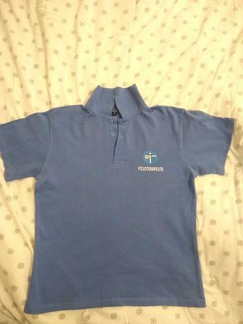 T-shirt fizjoterapeuty rozmiar S