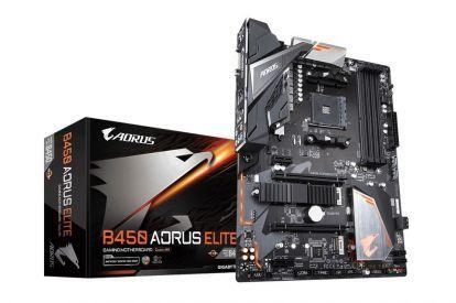 Aorus b450 Elite (zdjęcia priv)
