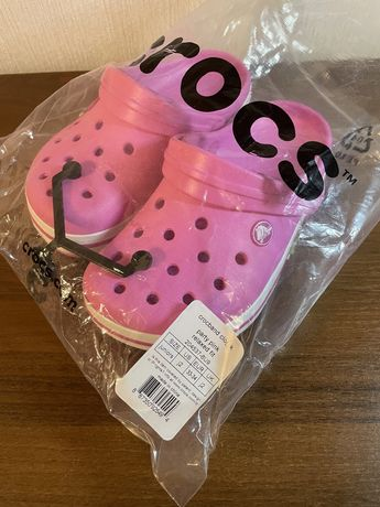 Детские сандалии/босоножки crocs