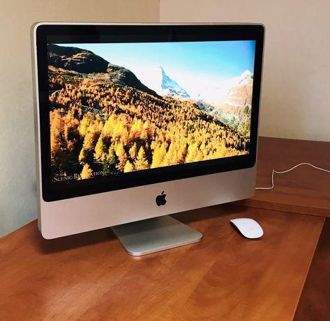 """Компьютер Моноблок Apple iMac 24"""" в отличном состоянии!"""