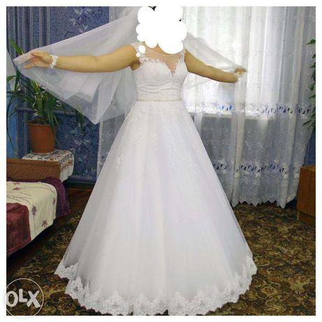 """Свадебное платье """"Валенсия"""""""