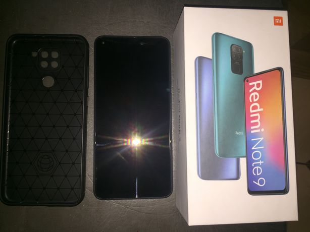 Xiaomi Redmi Note 9 4/128GB Midnight Grey