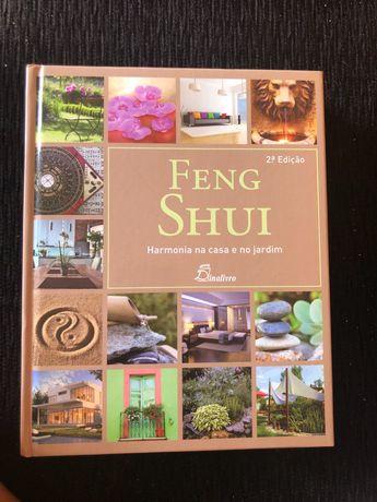 Livro Feng Shui Harmonia na casa e no jardim
