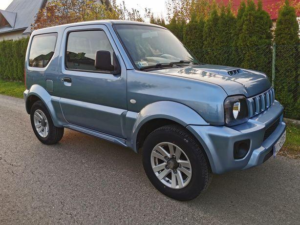 Suzuki jimny 1,3 benzyna  4x4 terenowy offroad