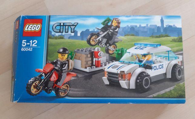 Lego City 60042