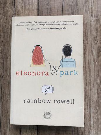 """Eleonora & Park"" Rainbow Rowell"