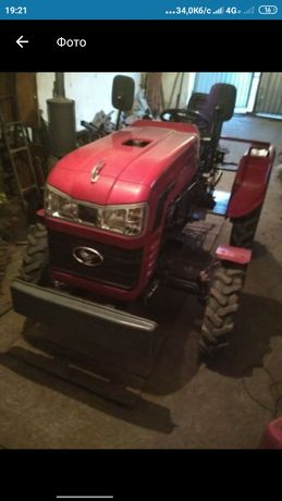 Продам трактор шифенг