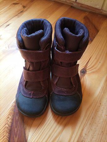 Ботинки Экко зима