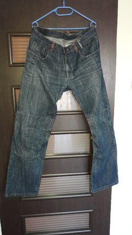 Spodnie, jeansy Moto City X