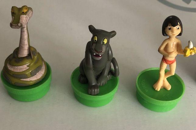 Bonecos Disney Nestlé Antigos