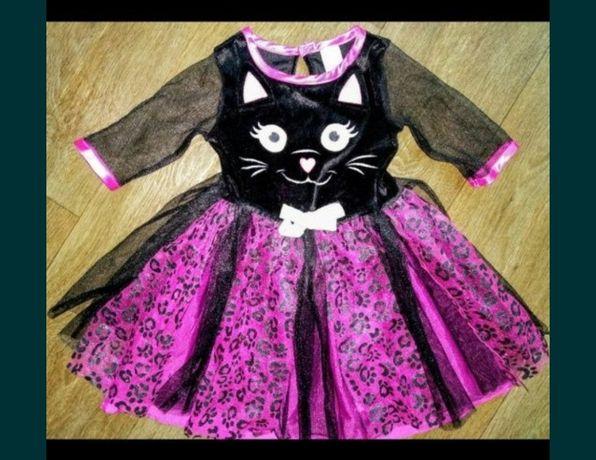 Костюм кошки на 2-3 года