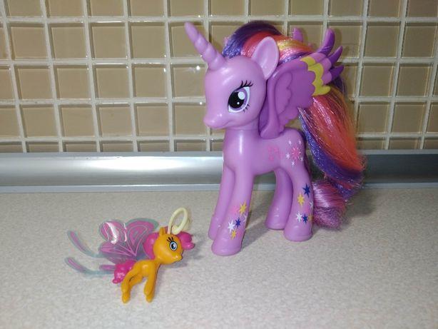 Unikat My Little Pony Tęczowa Księżniczka Twilight