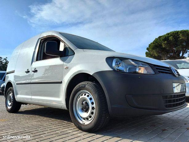 VW Caddy Energy