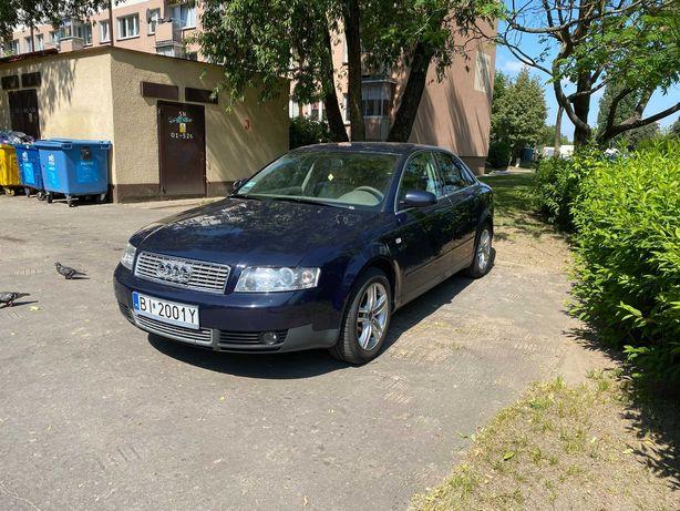 Audi A4B6    2.0    130KM    GAZ