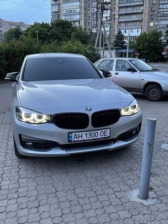 Продам BMW 320D Gran Turismo 2016