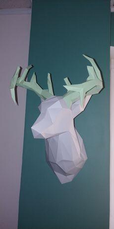 Jeleń / papercraft 3D