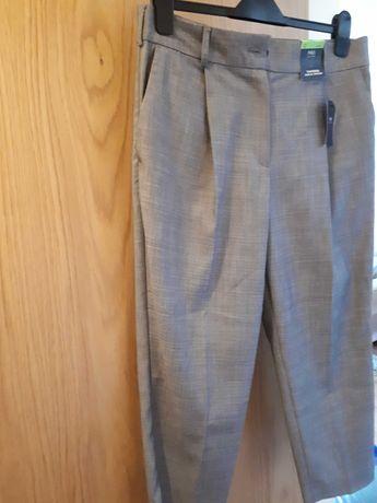 Spodnie siwe nowe