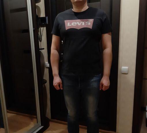 Оригинальная мужская футболка Levis