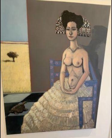 Pintura Isabel Contreras Botelho