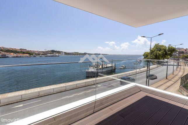 Apartamento T4 | Porto | Marginal Douro | Luxo |Novo | Último em venda
