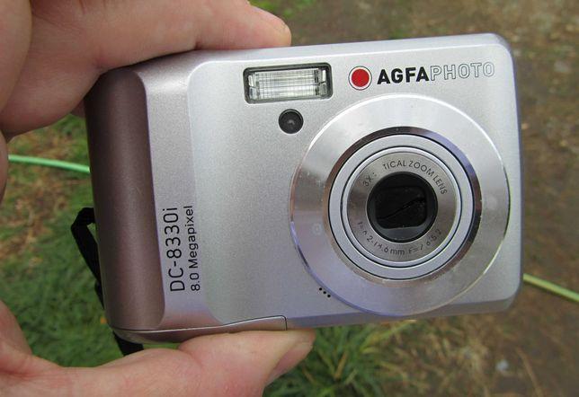 Agfa 8330i camera compacta de alta calidade