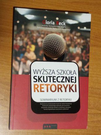 Podręcznik Wyższa szkoła skutecznej retoryki Gloria Beck