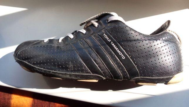 Кожаные кроссовки Y3 Yoshi Yamamoto- Adidas