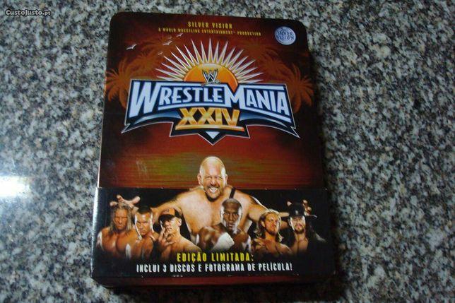 19 Dvds originais wwe Wrestling