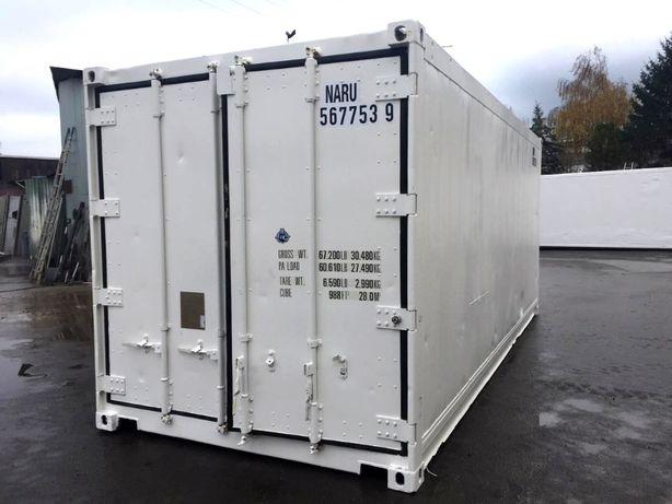 20 RF kontener chłodniczy Carrier- mroźnia