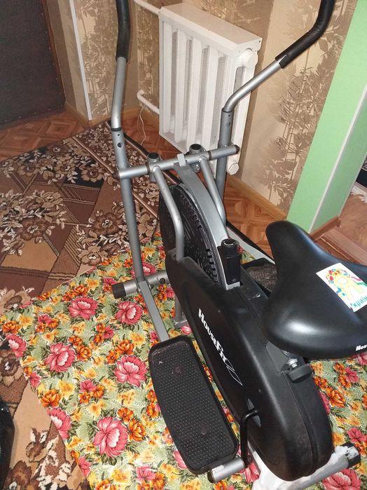 Продам велотринажер Полтава - изображение 1