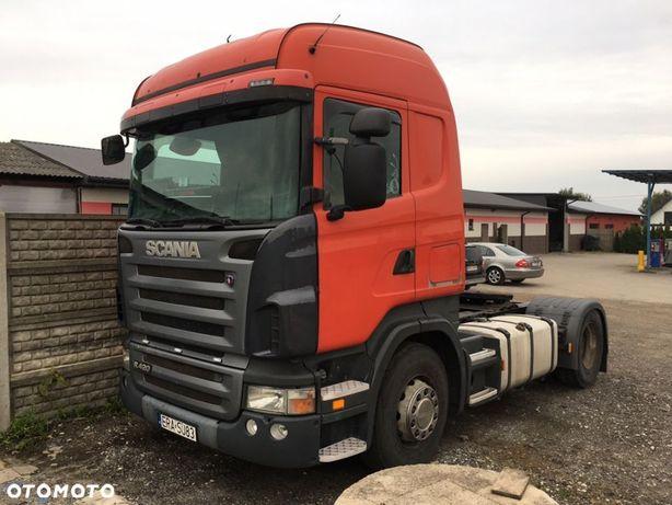 Scania R420  ADR + Hydraulika